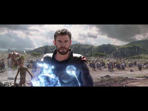 Thor: Bring me Thanos - 4K Avengers Infinity War