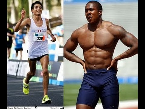 Sprinters VS Marathoners - Steroid Dosages The Main Difference