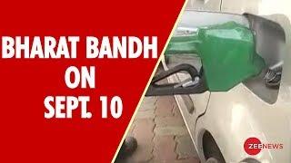 Congress calls Bharat Bandh on September 10
