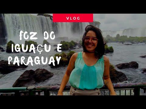 DIÁRIO DE VIAGENS DA FEAR - Vlog de Foz do Iguaçu e Paraguay