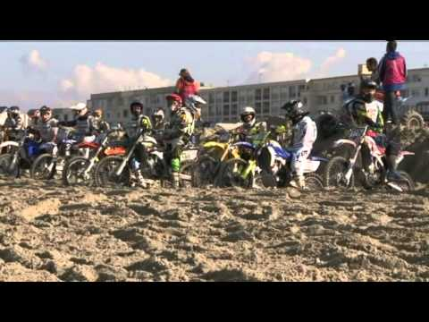 Beach Cross de Berck 2013 : Championnat de France des sables FFM