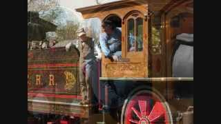 Steam Into History Lincoln Funeral Train Montage