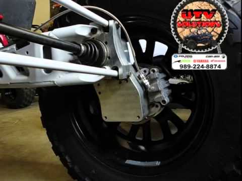 Watch on arctic cat wildcat 4 portal gear lift