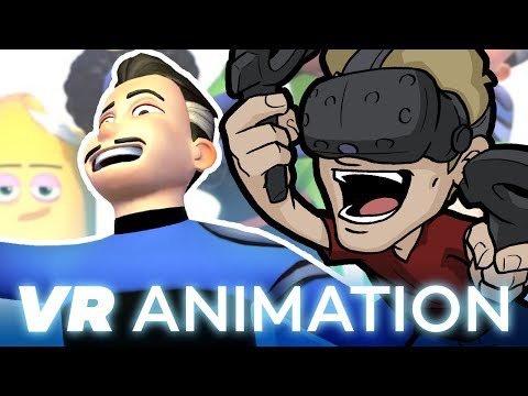 VR is the FUTURE of 3D ANIMATION! [Mindshow]