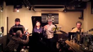 夢でいいから 歌手:いしだあゆみ パピーADLIBライブ 2014年3月1日.