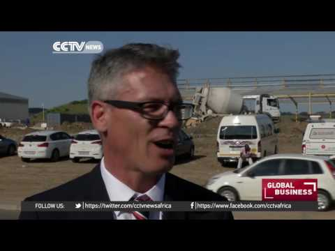 Chinese firm building new manufacturing plant in Durban
