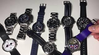 видео Обзор коллекции мужских часов A. LANGE & SOHNE Zeitwerk