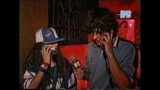 "Децл a.k.a Le Truk на MTV NEWS BLOCK | Съёмки клипа ""Потабачим"" (2004)"