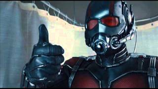 First Reaction Ant Man