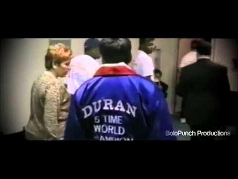 Roberto Duran -Highlights- Manos de Piedra' Hands of Stone