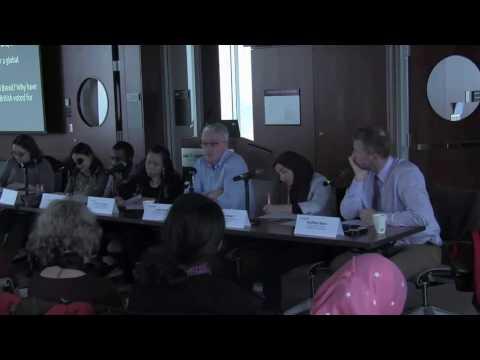 """""""Borders in the 21st Century"""" Panel @UBC"""