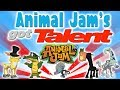 Animal Jam's Got Talent Skit! Funny New Video Parody