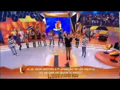 legendarios Léo Rodriguez agita o Lengendários com o sucesso Vai no Cavalinho ...