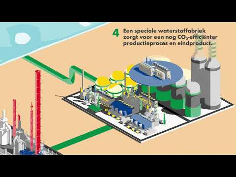 Shell Pernis Biobrandstoffen