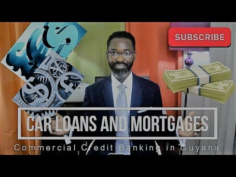S5.E48 | Mortgages, Car Loans And Commercial Credit Banking In Guyana