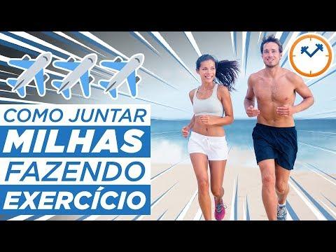 ✈️ COMO GANHAR MILHAS PARA VIAJAR FAZENDO EXERCÍCIO (com Fê Rabaglio) | Saúde na Rotina ✈️