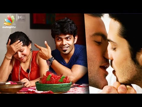 Raghav Preetha open up about his gay liplock scene : Interview | Ticket Tamil Movie