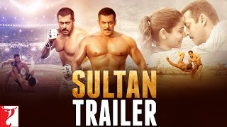 SULTAN Official Trailer | Salman Khan | Anushka Sharma