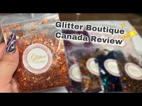 Glitter Boutique Canada Review