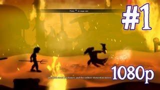 Dust An Elysian Tail PC Gameplay Walkthrough Part 1 Prologue (1080p) HD