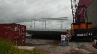 Learning Barge: Delivery (part 1) On June 5, 2009