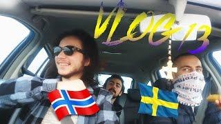 Temur /V-LOG Day 13 ნორვეგიიდან შვედეთში
