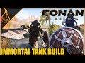 Immortal Tank Build Conan Exiles 2018 Pro Tips mp3