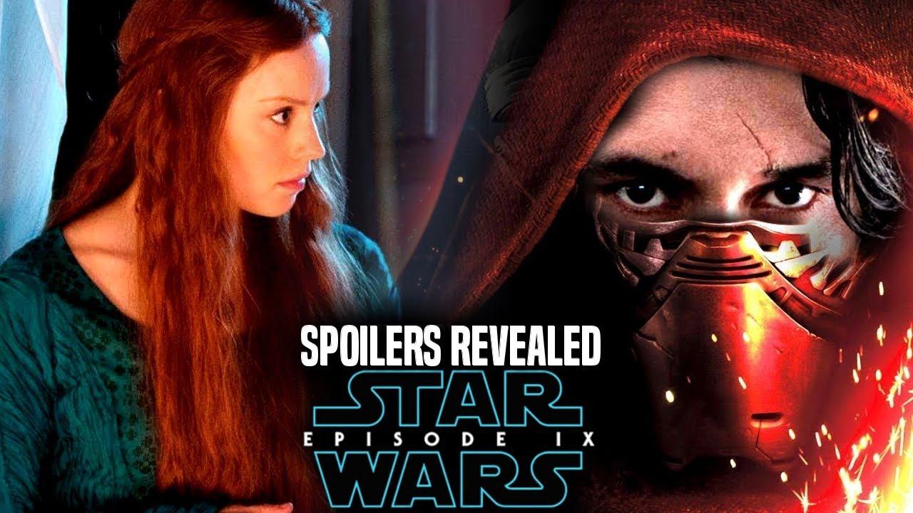 Spoiler Star Wars 9