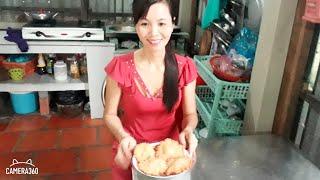Lần Đầu Làm Món Bánh Tai Yến Và  Cái Kết Không Ngờ