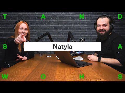 Natyla: jako žena mám obrovskou moc těla, ale líčení mě úplně minulo, místo beauty dělám komedie