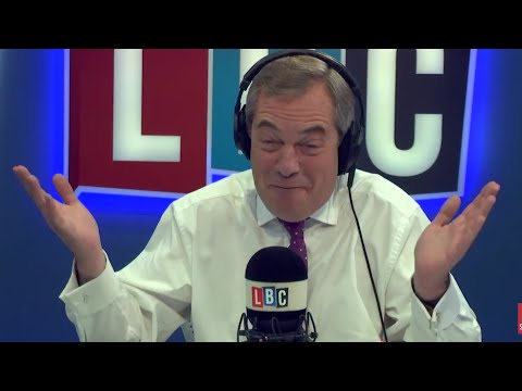The Nigel Farage Show On Sunday: Police Confidentiality  2/2 LBC - 3rd December 2017