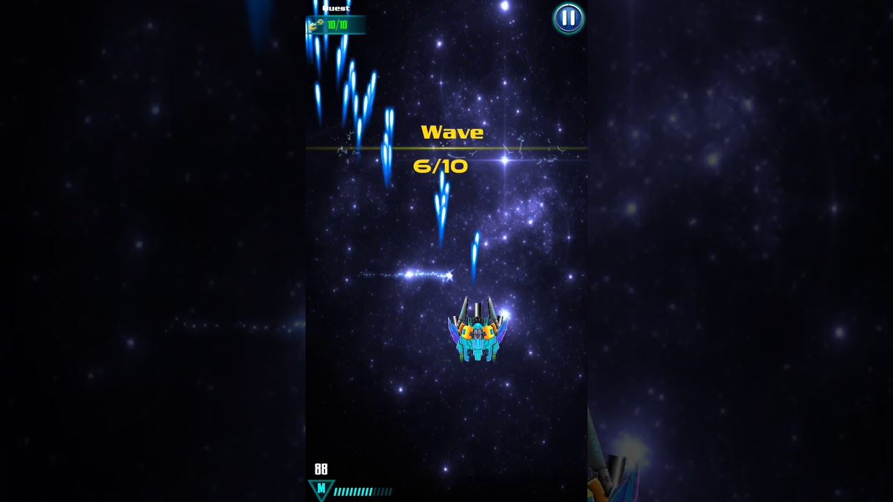 Alien Shooter Level 53 Medium   Galaxy Attack   Space Shooting Games    шутер с пришельцами