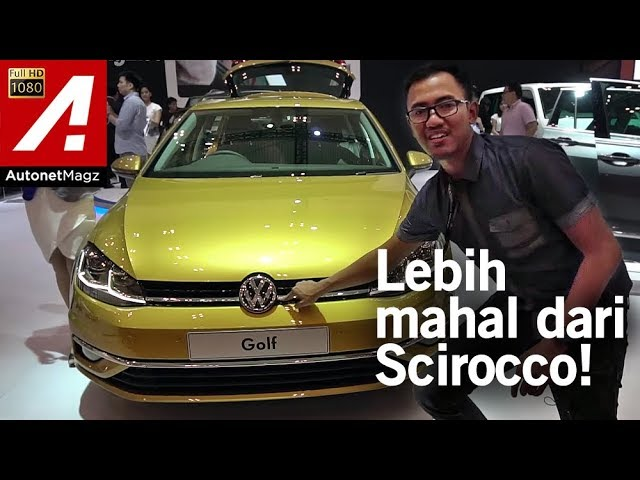 VW Golf Facelift 2017 First Impression Review by AutonetMagz