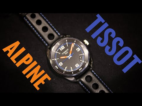 Tissot Alpine Special Edition | Review | T123.610.16.057.00 | Olfert&Co