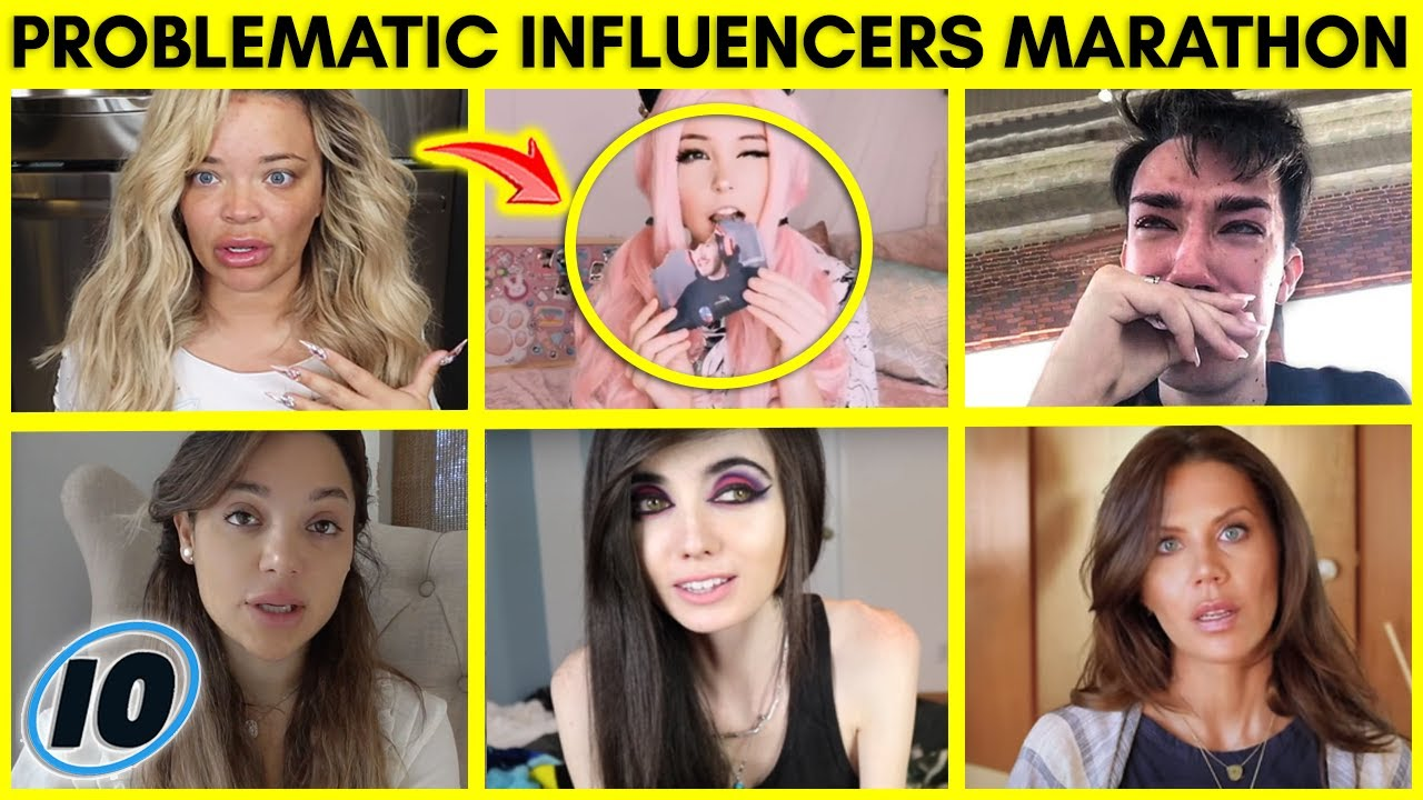 We Need To Talk About Problematic Influencers Right Now | Marathon