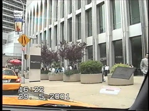 Taxi to the World Trade Center 2001
