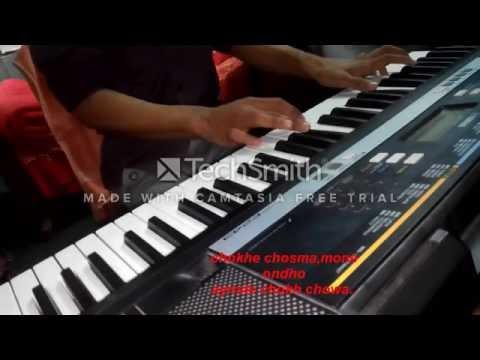 Charpoka By ASHES ( Piano With Lyrics)