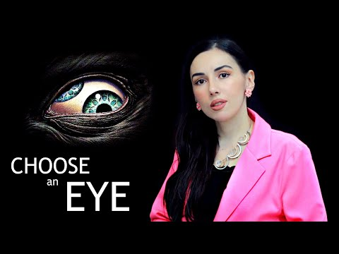 [ASMR] CHOOSE AN EYE ~ ASMR Personality Test To Reveal The Hidden Truth About You - Psychology Show