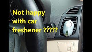Car Air Fresher - Effective & Budget Friendly Air Freshener