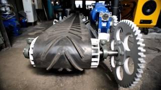 Ленточный конвейер-питатель ЛК-400(, 2014-06-27T12:49:20.000Z)