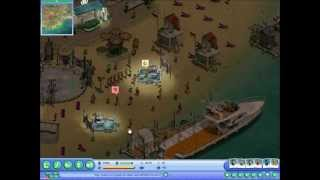 Beach Life - Pc - Gameplay HD. guest saved by lifeguard