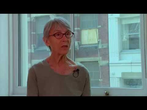 Marcia Hafif - A Conversation with the Artist at her SoHo Studio in New York City (May, 2015)