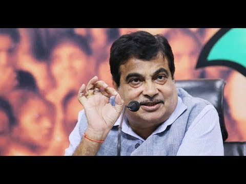 Nitin Gadkari-Car manufacturers to work on making Electric cars instead of diesel and petrol