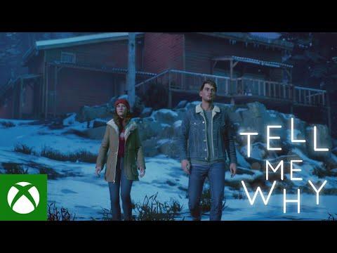 Tell Me Why - Xbox Games Showcase tráiler