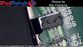 iPhone 6s Not Charging