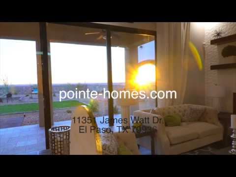 pointe homes build your dream