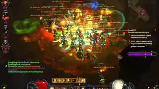 Diablo 3  GRift 72  4 man - Rank 1 Europe