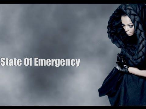 Simphiwe Dana - State Of Emergency Lyric Video - International Version With Subtitles