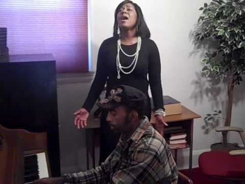 """Elizabeth Taylor Vocal Student At Ray Daniels House of Music Sings """"Center of My Joy."""""""