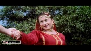 BAIREEYAN DE BAIR PAK GAYE - NASEEBO LAL - NARGIS - PAKISTANI FILM JAG MAHI